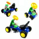 MiniMotors Blazin' Toy GoKart with Electric Motor