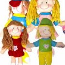 Small Boy And Girl In Outfit With Pockets Case Pack 192