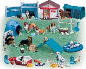 Dog Academy Playset