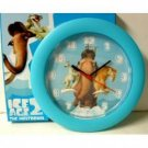 Disney Ice Age Wall Clock Case Pack 24
