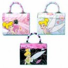 "Disney Tinkerbell 6"" X 3"" X 5"" Tin Box Purse With Case Pack 12"
