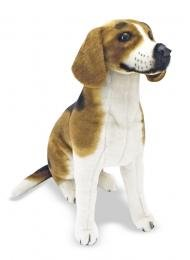 Melissa & Doug Beagle plush
