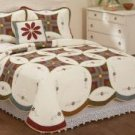 Hillsboro Lane King Quilt with 2 Shams