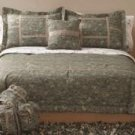 Army Bootcamp Full / Queen Comforter With 2 Shams