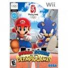 Sega Mario & Sonic Olympics Wii
