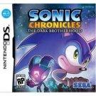 Sega Sonic Chronicles DS