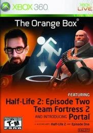 The Orange Box (Half-Life 2/Half-Life2 EP 1/Half-Life 2 EP 2/Team FRTS 2/Portal)