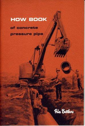 How Book of Concrete Pressure Pipe (1963)