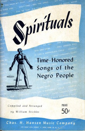 Spirituals: Time-Honored Songs of the Negro People (1946)