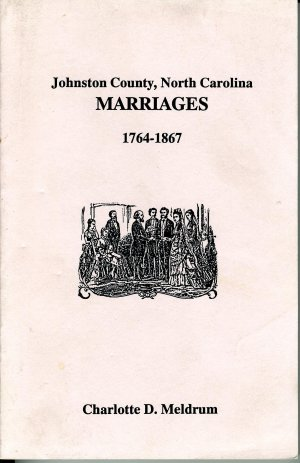 Johnston County NC Marriages 1764-1867 - Meldrum