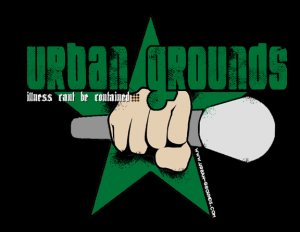 Urban Star(green, Black Tee)