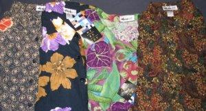 Plus Size Women's Blouses Wholesale / 30 Pc Lot