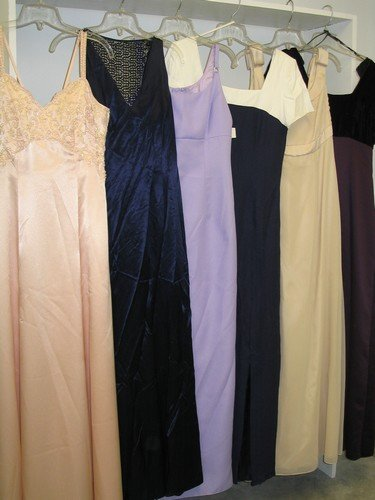Formal / Evening Dresses BELOW COST!! 12 Left