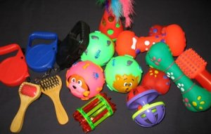 Pet Toys for Dogs & Cats / As Low As $.45 pc!!