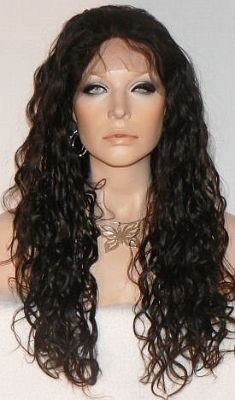 Custom order Remy Indian Hair Full Lace Wig 20""