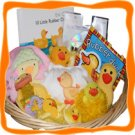 !0 Little Rubber Ducks gift basket