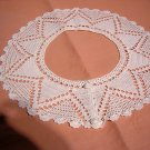 Dressmaker sweet white collar hand crocheted angelic ll1483