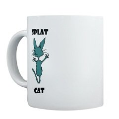 Splat Cat Mug