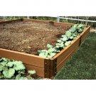 """Raised Vegetable Garden - 3.5' × 7' × 8"""""""