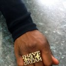 I Have A Dream 2-Finger Ring