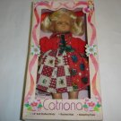NEW WITH BOX MEIN LIEBLING CATRIONA FIGURE DOLL