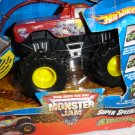 NEW 1:43 HOT WHEELS MONSTER JAM SUPER SPEEDERS CAR DIECAST