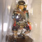 New 2002's Del Prado Japan samurai Ikeda Tsuneoki metal action figure