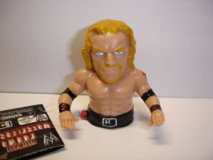 New WWE Wrestling Ultimate Thumb Wrestler Edge soft plastic action figure