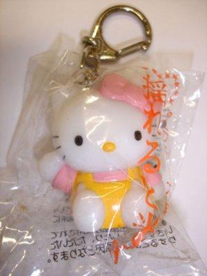 New cute Sanrio Hello Kitty #01 plastic figure keychain keyring charm