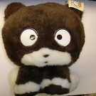 "Used Tama & Friends 8.5"" tall cat stuffed plush doll figure"