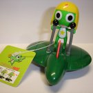 "New cute pull back toys Keroro Gunso Keroro 3.25"" flying board figure"