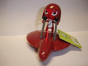 "New cute pull back toys Keroro Gunso Giroro 3.25"" flying board figure"