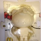 "New cute white Hello kitty kittybrick 2.75"" tall figure"