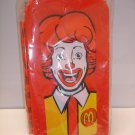 New Mcdonald Fun Club Uncle Ronald cutlery set
