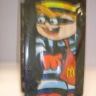 New Mcdonald Fun Club Hamburglar cutlery set