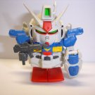 "Used Japan anime TV Gundam 2"" small action figure"