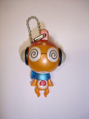 "Used Bandai Sgt. Frog Keroro Gunso Kululu 2"" figure charm mascot"