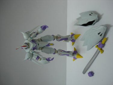 Used 1997 Banpresto Super Robot Action Robo Cybuster figure