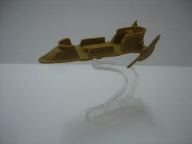Hasbro Star wars command vehicle Desert Skiff figure model