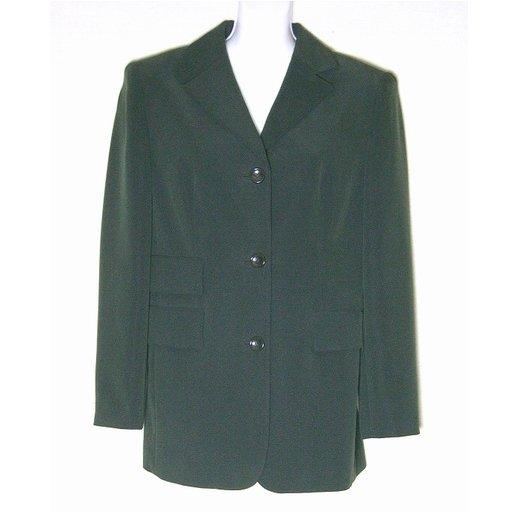 Exquisite VOTRE NOM France Loden Green Blazer- Size 4
