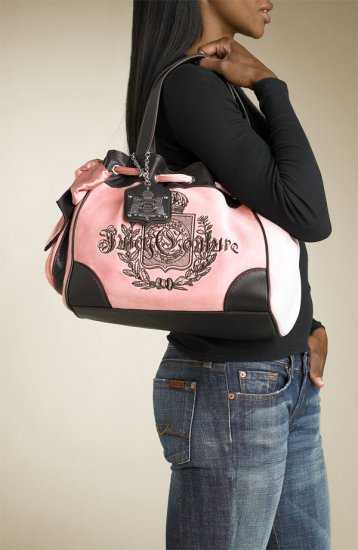 Juicy Couture Pink/Chocolate Daydreamer NWT