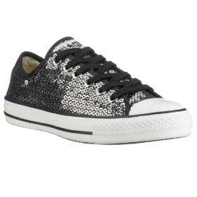 Converse CT Sequins OX 4.5 Mens /6.5 Womens