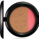 MAC Riri Hearts LE HIBISCUS KISS Bronzer/Blush Duo