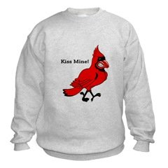 Pissed Cardinal Sweatshirt