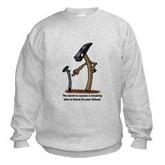 Blame Them Sweatshirt