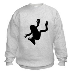 Frog Silhouette Sweatshirt