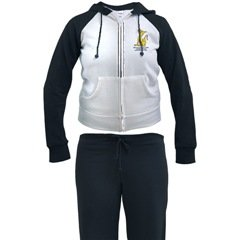Cat Attitude Woman Womans Jogging Suit