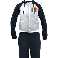 Woman's Ebay IT Jogging Track Suit