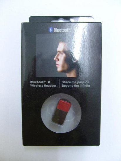 New! OEM High Quality Mini-Bluetooth V2.0 Wireless Headset