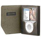 Belkin Leather Folio Case for iPod Nano 3G 3rd Generation 4GB/8GB Video (Chocolate Brown) F8Z267-BRN